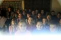 """Прайшлі музейныя заняткі """"Калядная батлейка"""". Музей традиционного ручного ткачества Поозерья. г. Полоцк, 2018 г."""
